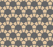 Art deco seamless pattern Royalty Free Stock Photos