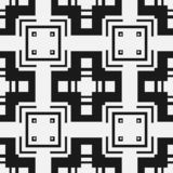 Art Deco seamless pattern. Art Deco seamless vintage wallpaper pattern. Geometric decorative background vector illustration