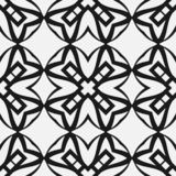 Art Deco seamless pattern. Art Deco seamless vintage wallpaper pattern. Geometric decorative background royalty free illustration