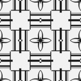 Art Deco seamless pattern. Art deco vintage seamless pattern. Retro design vector illustration royalty free illustration