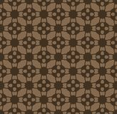 Art deco seamless pattern background, antique stylish ornament,vector repeating texture royalty free illustration