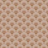 Art Deco Seamless Pattern Background Vecteur Photo libre de droits