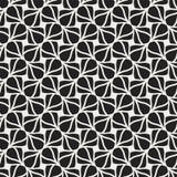 Art Deco Seamless Pattern clássico Ornamento à moda geométrico Textura antiga do vetor ilustração stock