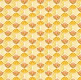Art Deco Seamless Pattern classique Texture élégante géométrique Rétro texture abstraite de vecteur Images libres de droits