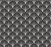 Art Deco Seamless Pattern classique Texture élégante géométrique Rétro texture abstraite de vecteur Image libre de droits