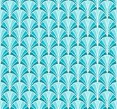 Art Deco Seamless Pattern classique Texture élégante géométrique Rétro texture abstraite de vecteur Photographie stock