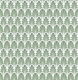 Art Deco Seamless Pattern floral classique Texture élégante géométrique Rétro texture abstraite de vecteur illustration de vecteur