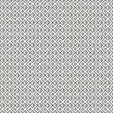 Art deco seamless pattern. Geometrical modern linear texture. Regularly repeating classical tiles with rhombuses, diamonds, corner thin lines. Vector element Stock Image