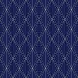 Art Deco Seamless Pattern, Geometrische Achtergrond voor ontwerp, dekking, textiel, behang, decoratie Royalty-vrije Stock Foto's