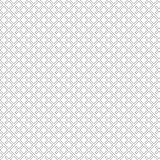 Art deco seamless pattern. Modern stylish geometric texture with regularly repeating corner thin lines, rhombuses, diamonds. Vector element of graphic design Royalty Free Stock Photos