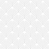 Art deco seamless pattern. Modern stylish texture. Regularly repeating geometrical pattern with dashed corner lines, rhombuses. Vector abstract seamless Stock Photography