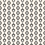 Art deco seamless pattern. Vector geometric ornamental texture Royalty Free Stock Photos