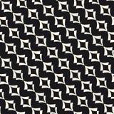 Art deco seamless pattern. Ornamental texture, diagonal rows. Art deco seamless pattern. Vector geometric ornamental texture, curved shapes, diagonal rows Stock Photos