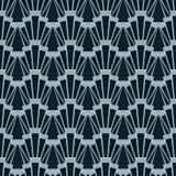 Art deco seamless pattern Royalty Free Stock Image