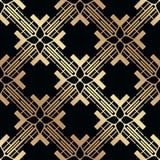 Art Deco Seamless Pattern. Vintage Art Deco Seamless Pattern. Geometric decorative texture stock photos