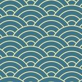 Art deco seamless simple fashion pattern. Repeating modern luxury minimal geometric linebackground. Retro and vintage illustration royalty free illustration