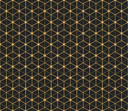 Free Art Deco Seamless Vintage Vector Wallpaper Pattern Stock Photography - 50949992