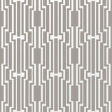 Art Deco seamless vintage wallpaper pattern Royalty Free Stock Image