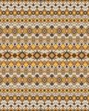 Art Deco Shapes Pattern 2 Stock Photo