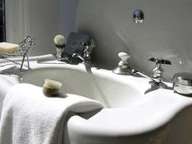 Art Deco Sink Royalty Free Stock Image