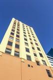 Art Deco Skyscraper in Miami's Historic District Stock Photos