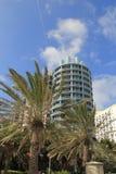 Art Deco South Beach Miami Royalty Free Stock Image