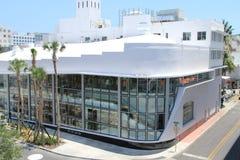 Art Deco South Beach Miami Royalty-vrije Stock Afbeelding