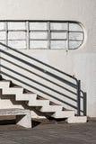 Art Deco Stairs imágenes de archivo libres de regalías