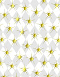 Art deco star burst background royalty free stock photos