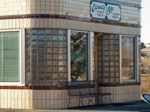 Art Deco Store Immagini Stock Libere da Diritti
