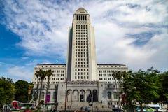 City Hall, Los Angeles Royalty Free Stock Photo