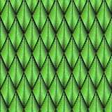 Art Deco style seamless pattern. Green texture Royalty Free Stock Images