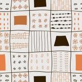 Art Deco style seamless pattern Royalty Free Stock Image