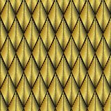 Art Deco style seamless pattern. Golden texture Stock Images