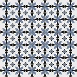 Art Deco style seamless pattern texture.  Stock Image