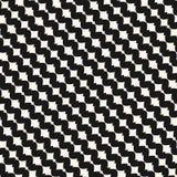 Art deco vector naadloos patroon Geometrische ornamenttextuur Diagonaal Patroon Royalty-vrije Stock Fotografie