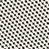 Art deco vector naadloos patroon Geometrische ornamenttextuur, diagonale lijnen Stock Afbeeldingen
