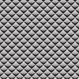 Art Deco Vector Pattern noir et blanc sans couture abstrait illustration libre de droits