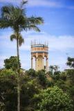 Art Deco wieża ciśnień fotografia royalty free