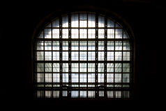 Art Deco Window Stock Image