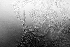 Art deco of winter Royalty Free Stock Photography