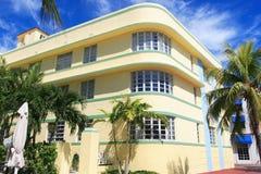 Art- DecoArchitektur Lizenzfreie Stockfotografie