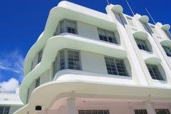 Art- DecoArchitektur Stockbild