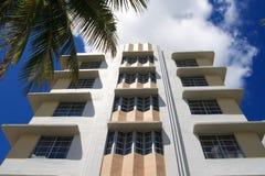 Art- DecoArchitektur Lizenzfreies Stockbild