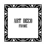 Art- DecoFeld lizenzfreie abbildung