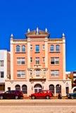 Art DecoGebäude in Miami Stockfotografie