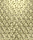 Art- DecoMuster-Hintergrund lizenzfreie abbildung
