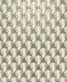 Art- DecoMuster-Hintergrund Lizenzfreie Stockfotos