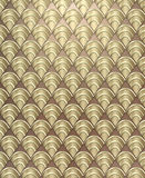 Art- DecoMuster-Hintergrund Stockfoto