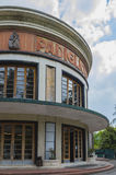Art- DecoPalastart Stockfotos